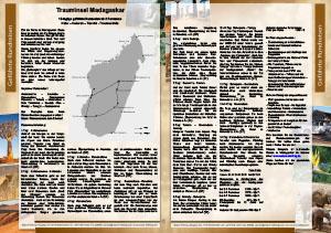 2019 32-33 Rundreisen Traumreisen Madagaskar
